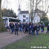 Leerlingen Dollard College en KGS Groβefehn naar Oldenburg - Foto's Abel van der Veen
