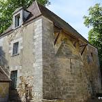 Domaine de Courson : château d'eau