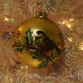 Tree Ornament by Millieanne T - Public Holidays Christmas