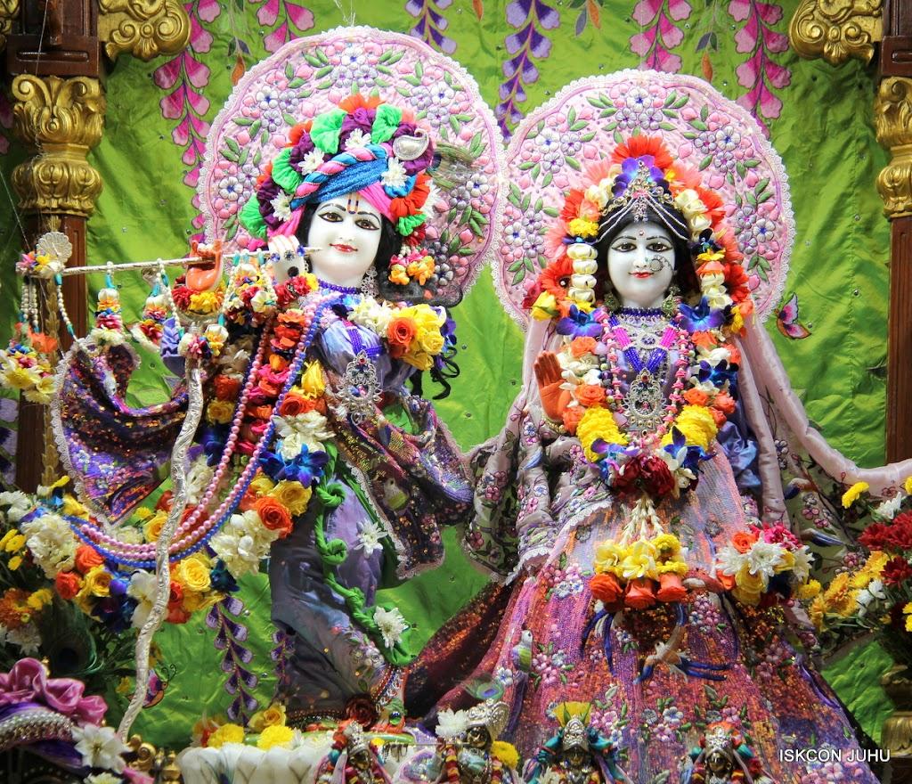 ISKCON Juhu Sringar Deity Darshan 11 Feb 16 (8)