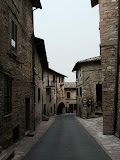 The Streets of Assisi