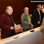 S-21: Mesa redonda: Rosa Gil, Juan Grecos como moderador, José Miguel Moreno y Jaume Torrent con Ruiz del Puerto