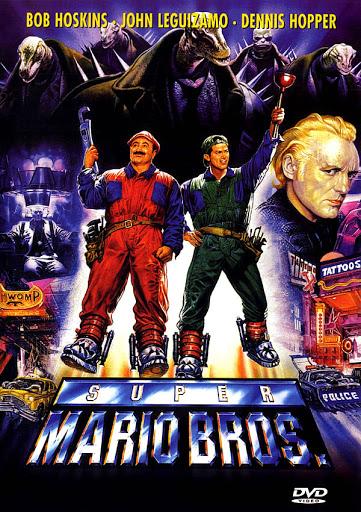 Super Mario Bros (1993) 720p Dual (Inglés-Latino)