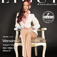 LiGui 2013.10.12 网络丽人 Model 文欣 [36P] cover.jpg