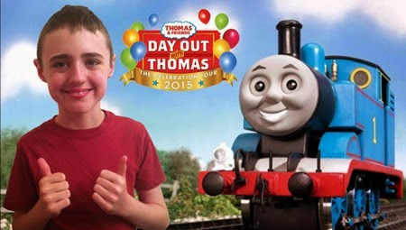 Day Out With Thomas Celebration Tour 2015