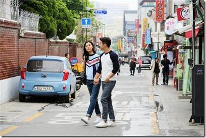 Liu Wen 刘雯 X Choi Siwon 崔始源 35