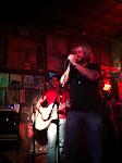 John Stone singing at Tootsie's Bar in Nashville TN 07252012-04