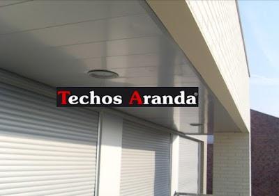 Techos en Villamartín