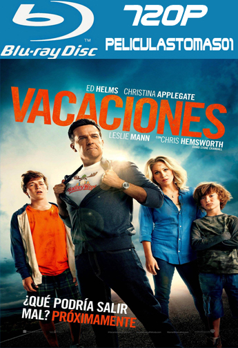 Vacaciones (Vacation) (2015) [BRRip 720p/Dual Latino-ingles]