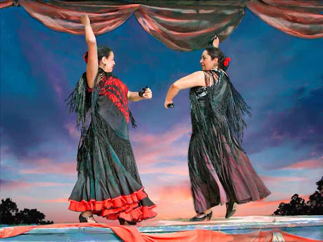 "The ""Flamenco"" piece from the ""2005"" collection"