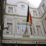 downtown brussels in Brussels, Brussels, Belgium