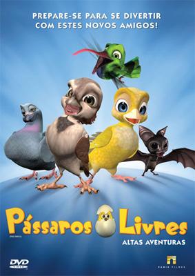 Filme Poster Pássaros Livres DVDRip XviD Dual Audio & RMVB Dublado