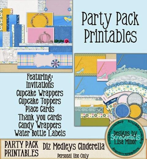 preview_lisaminor_partypack_cinderella