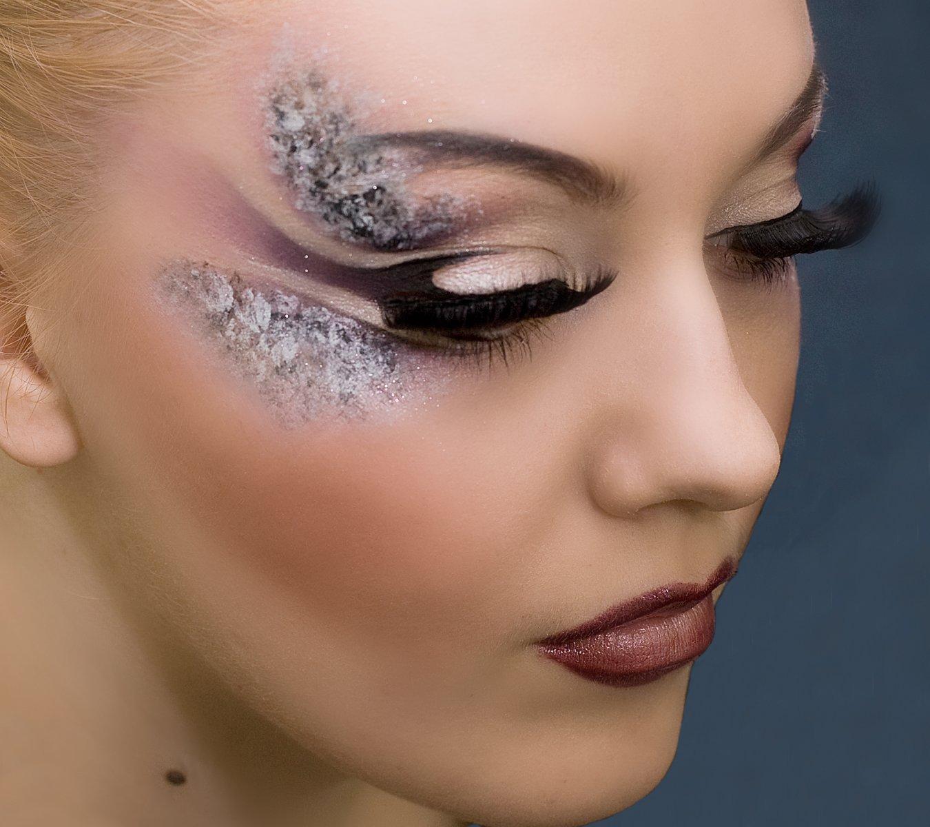 Tela's blog: arab wedding eye make up