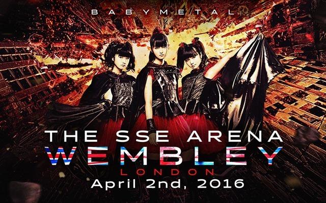 BABYMETAL_Wembley_2016