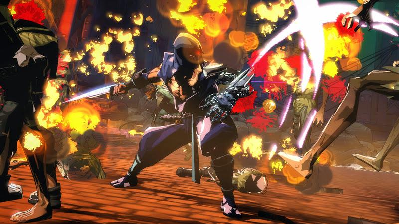 Những hình ảnh đầu tiên về YAIBA: Ninja Gaiden Z