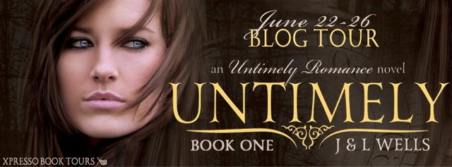 Blog Tour: Untimely by J & L Wells