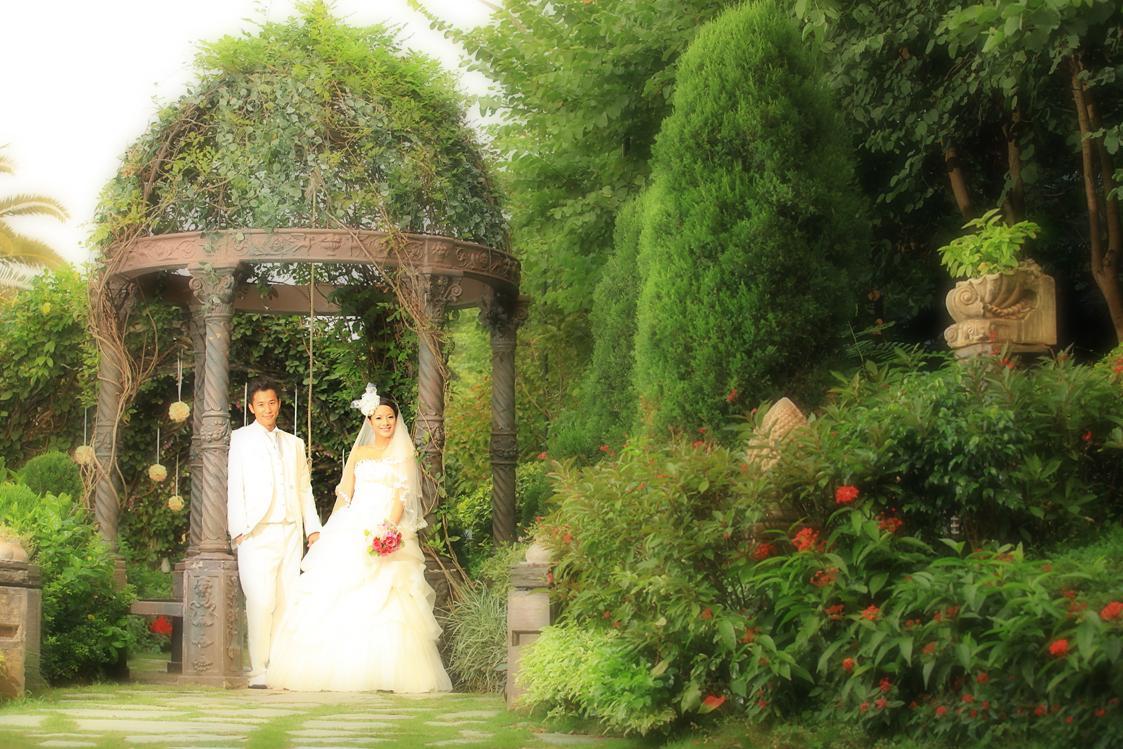 outdoor lighting for wedding