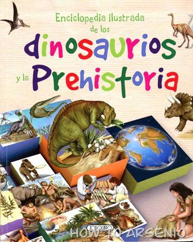 Dinosaurios y la Prehistoria 001