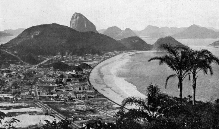 Copacabana nos anos 20