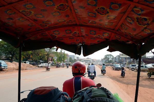 тук тук камбоджа сиемреап