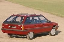 Citroen 1989 BX 4x4 Evasion