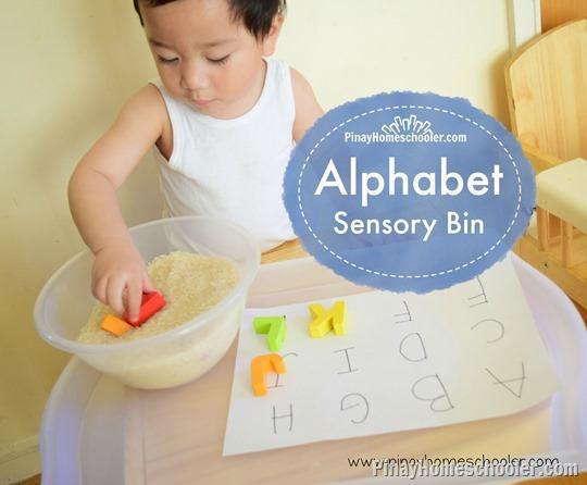 AlphabetSensory
