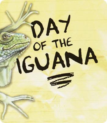 iguana day