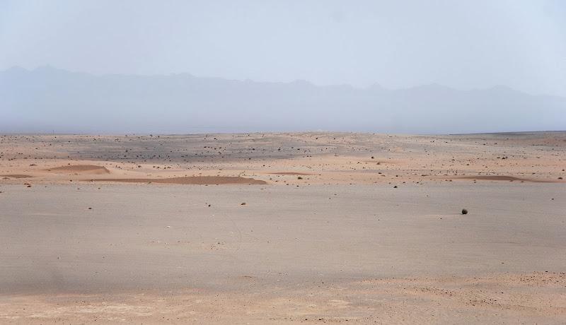 Rowerem przez pustynię