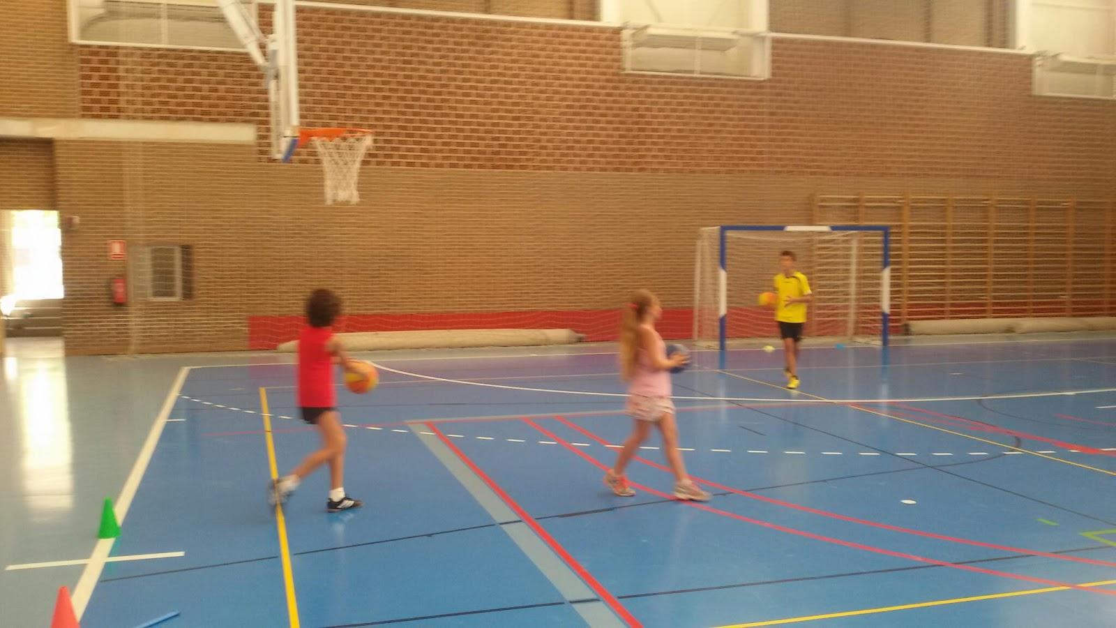 Escuela de verano multideporte alcantarilla for Piscina alcantarilla