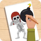Draw Сlash Royale APK for Ubuntu