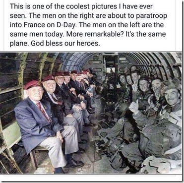 Veterans - Then and Now