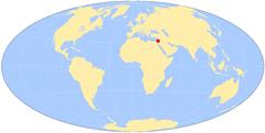 world-map israel