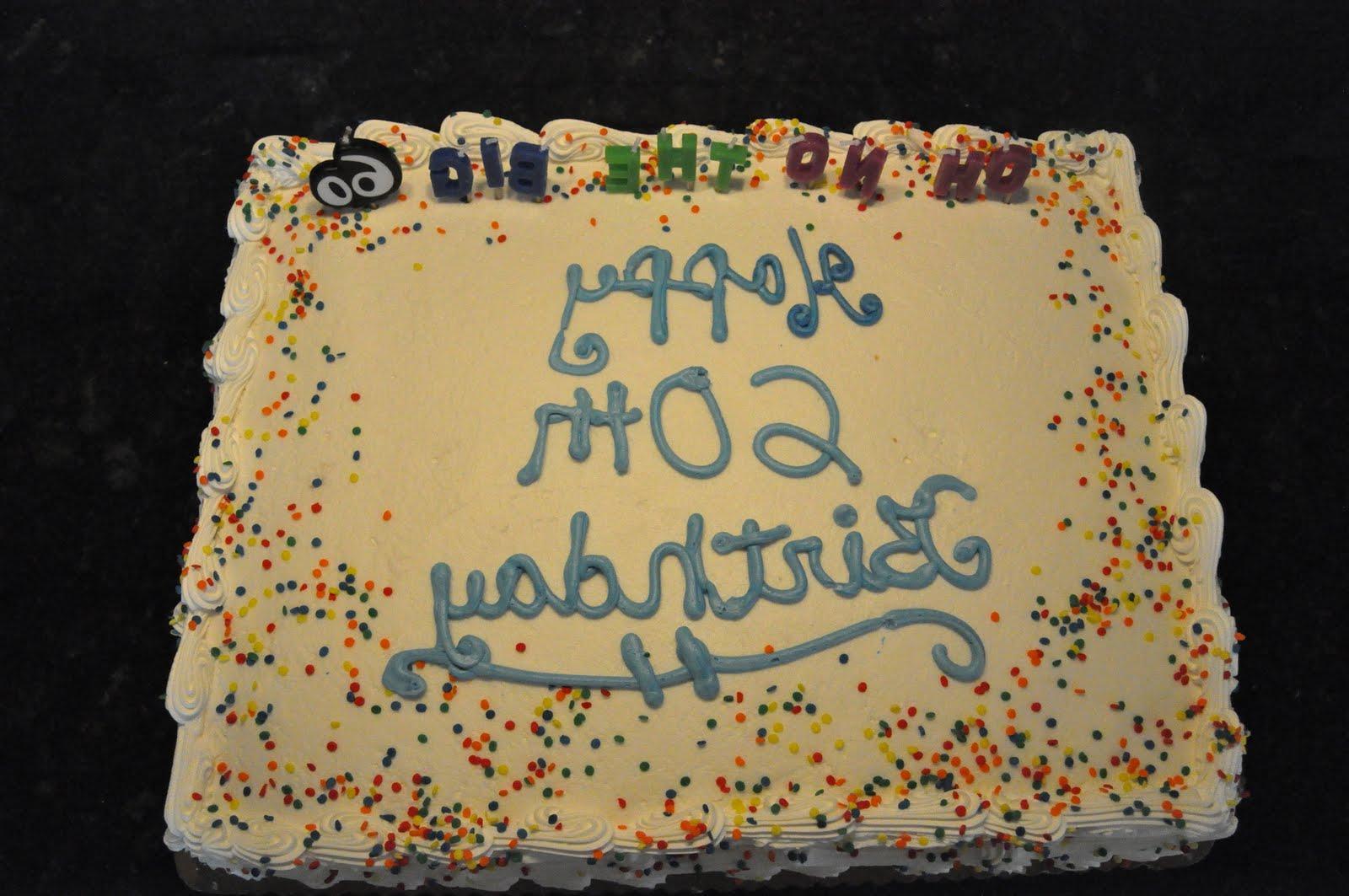 Publix Bakery Birthday Cake Prices