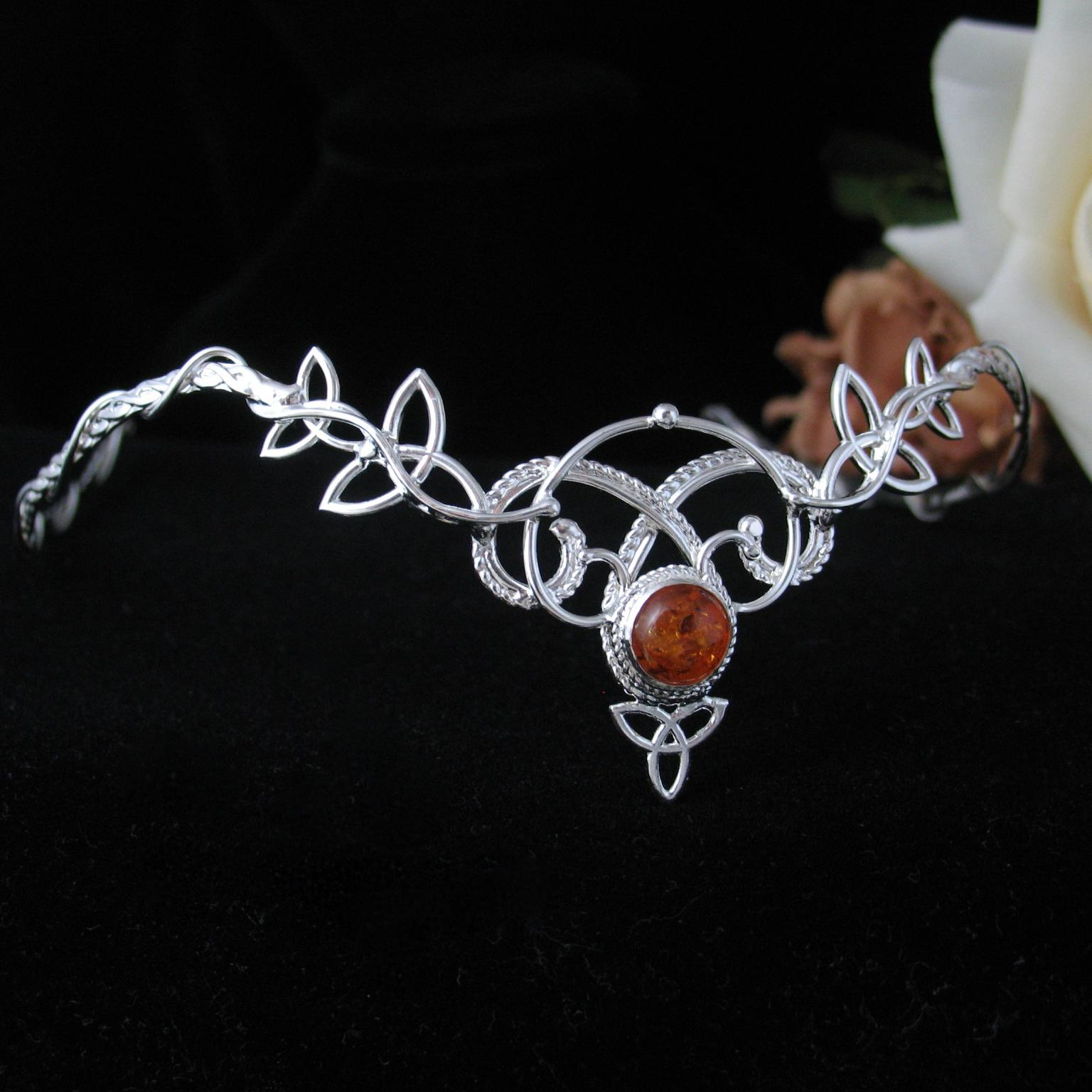 Celtic Headpiece Circlet