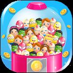Surprise Eggs GumBall Machine Icon