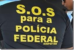 Manifestação Agentes PF em Natal 2