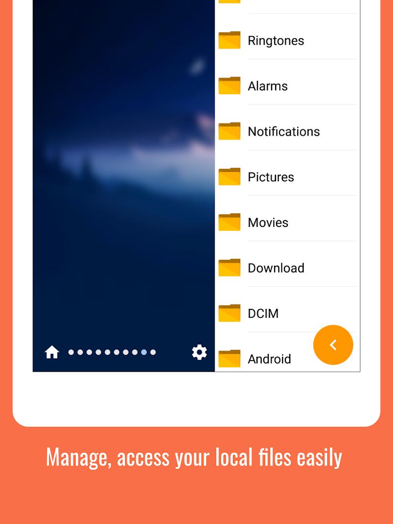 Edge Action: Edge Screen, Sidebar Launcher Screenshot 12