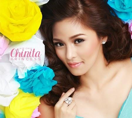 Kim Chiu's second album Chinita Princess released under Star Music