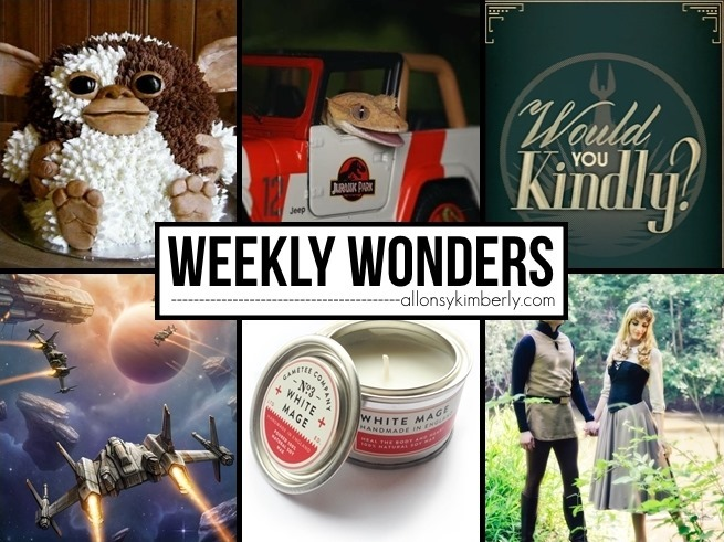 Weekly Wonders #84 | allonsykimberly.com