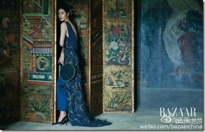 Liu Wen X Bazaar China 劉雯 X 時尚芭莎 - 鏡花水月 07