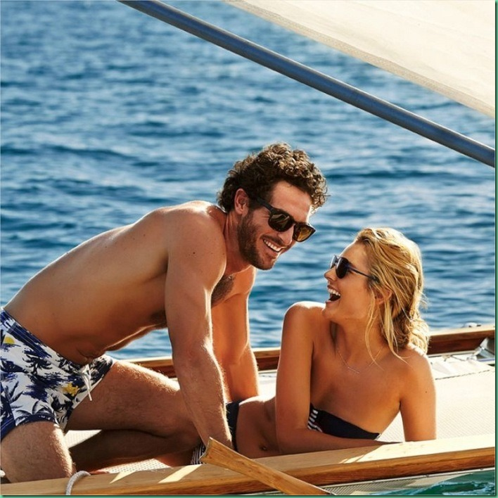 JJustice Joslin for Nautica Summer 2015
