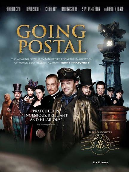 Piek³o pocztowe / Going Postal (2010) PL.TVRip.XviD / Lektor PL