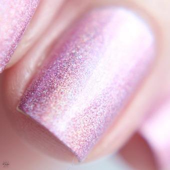 swatch hema holographic pink simple polish blog. Black Bedroom Furniture Sets. Home Design Ideas