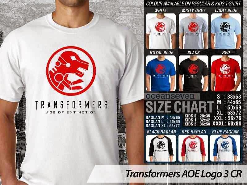 KAOS film Movie Transformers AOE Logo 3 Transformers Age of Extinction distro ocean seven
