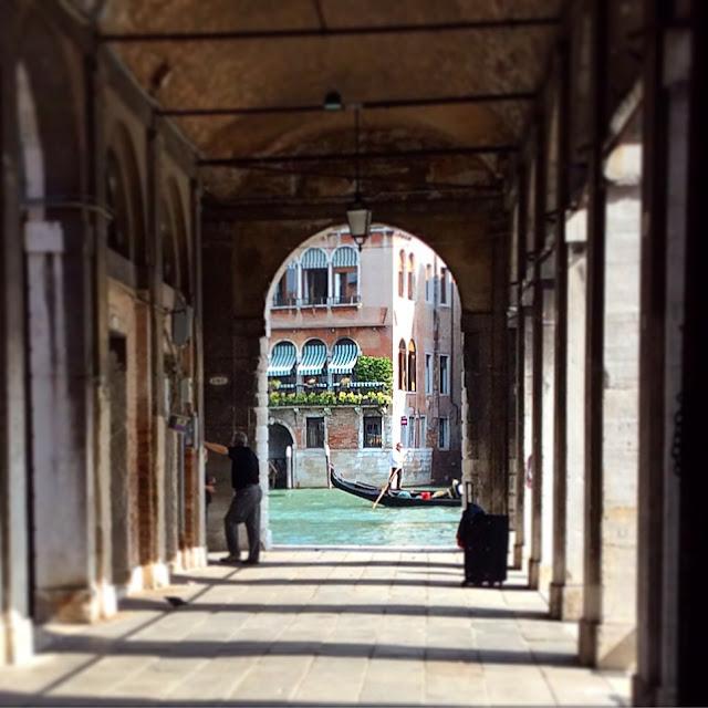 ditemi come non innamorarmi di venezia