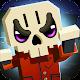 Skull Face Slayer Hero Horror Camp Survival