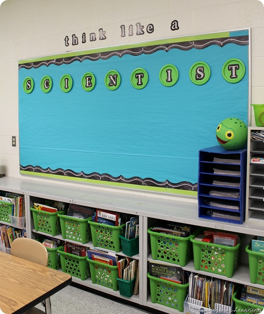 Turquoise Classroom Decor ~ Luckeyfrog s lilypad turquoise lime and chalkboard