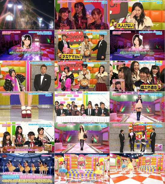 (TV-Variety)(720p) AKB48G Nogizaka46 – Some TV Show Collection 160324 160328 160329 160330 160331