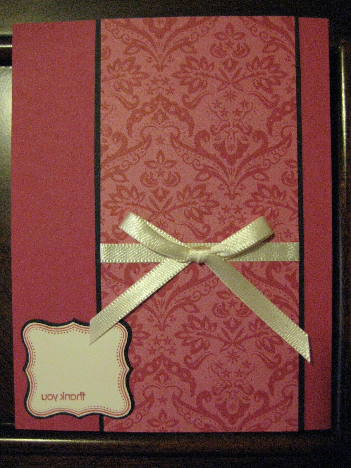 Blank wedding invitations kits
